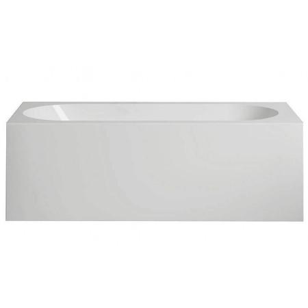 Ванна из искусственного камня Salini Orlando Kit S-Stone 180х80 белый матовый